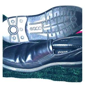 Mens Dress Shoes ECCO Brand size 12